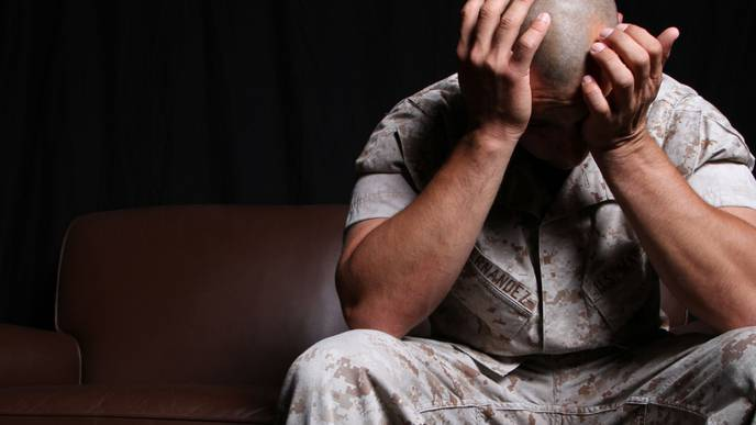 Suicide Risk 93% Higher Among Veterans Leaving the Military Than General Public