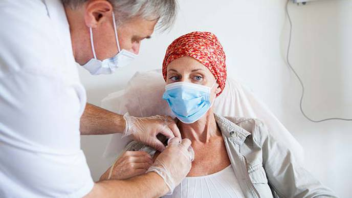 Cancer Patients & Caregivers Experiencing High Levels of Anxiety Regarding COVID-19