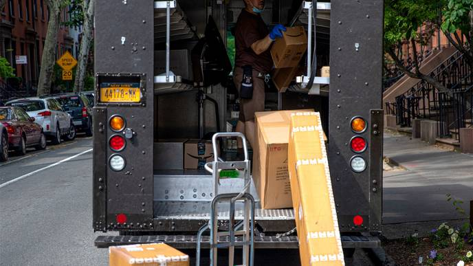 UPS Worker Health During a Summer of COVID-19
