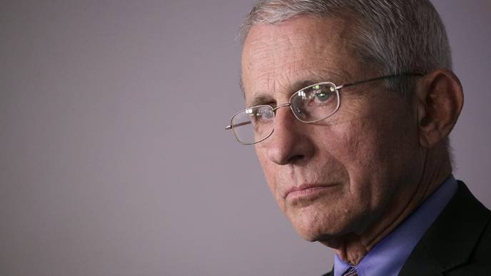 Ahead of Labor Day, Fauci Warns to Avoid Crowds, Prevent a 'Twindemic'