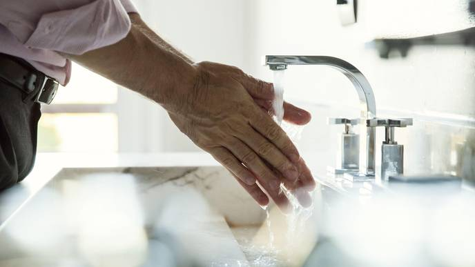 Why Is There a Gender Gap in Hand Washing?