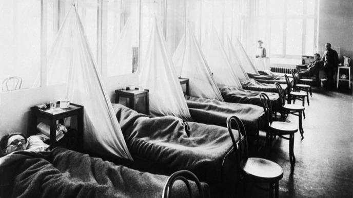 Unusual Climate Conditions Influenced WWI Mortality & Subsequent Spanish Flu Pandemic