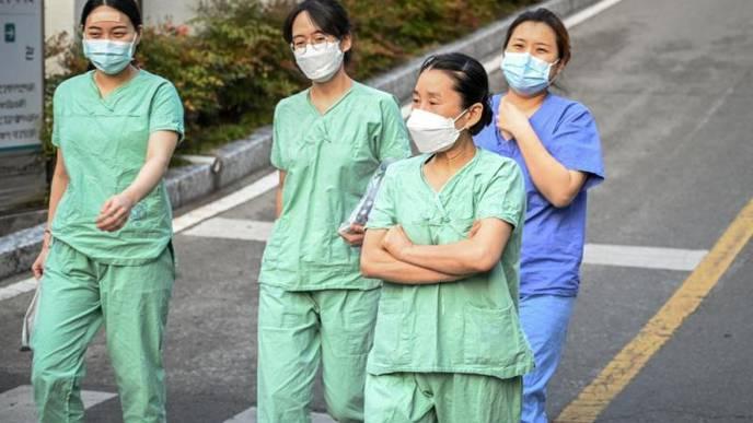 Nurses Vital to South Korea's Response to COVID-19