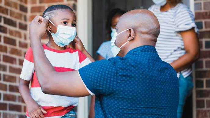 Parents of Children with Cancer Have Additional Worries During COVID-19