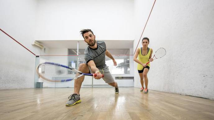 Racquet Sports Make Arthritic Knees Worse for Overweight People
